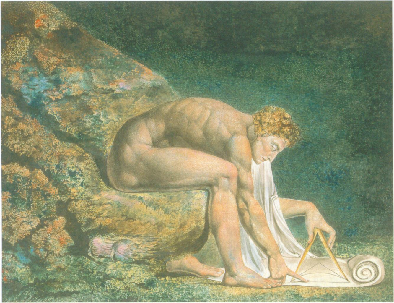 "William Blake ""Newton"""